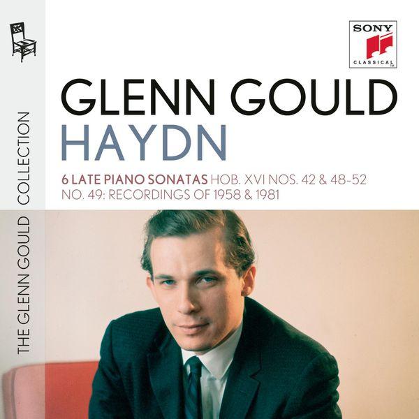 Glenn Gould - Haydn: 6 Late Keyboard Sonatas