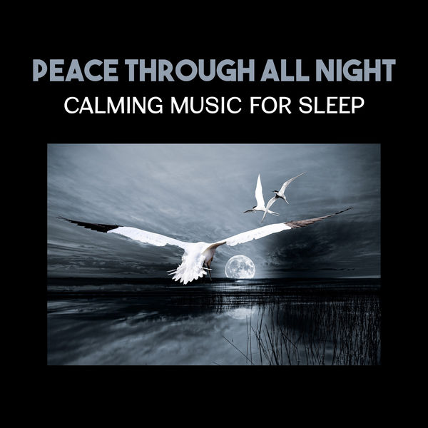 Peace Through All Night – Calming Music for Sleep, Healing Hypnosis