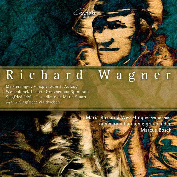 Marcus Bosch - Œuvres originales et Adaptations pour Orchestre de chambre