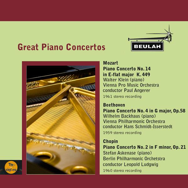 Various Artists - Great Piano Concertos