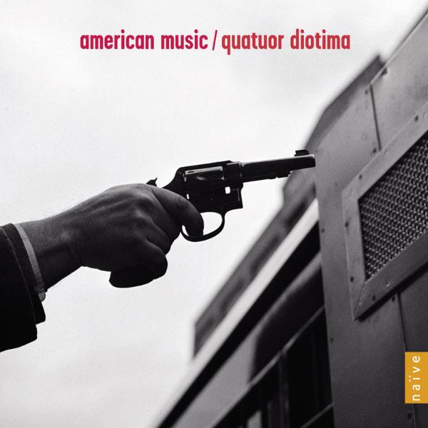 Quatuor Diotima - American Music (Steve Reich, Samuel Barber, George Crumb)