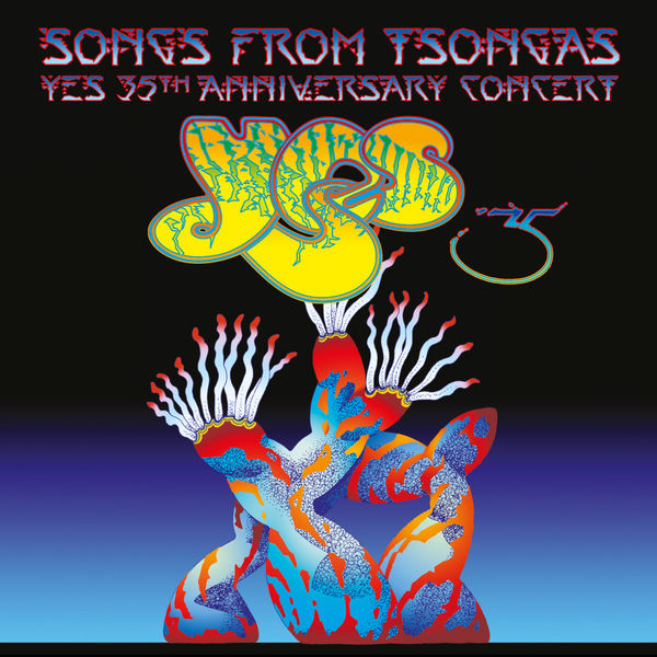Yes - Songs From Tsongas: Yes 35th Anniversary Concert