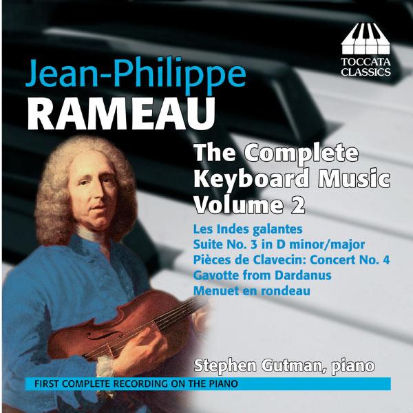 Stephen Gutman - Musique pour clavier (Intégrale - volume 2)