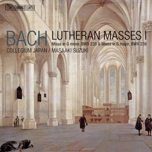 Bach Collegium Japan - J.S. Bach: Lutheran Masses, Vol. 1