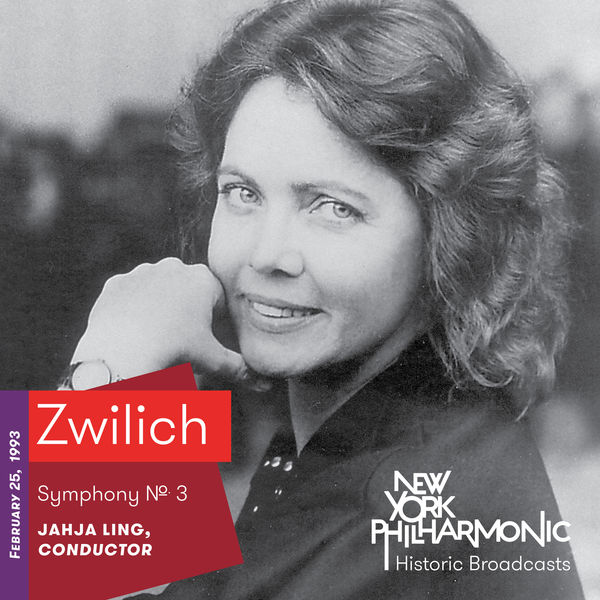 New York Philharmonic - Zwilich: Symphony No. 3 (Recorded 1993)