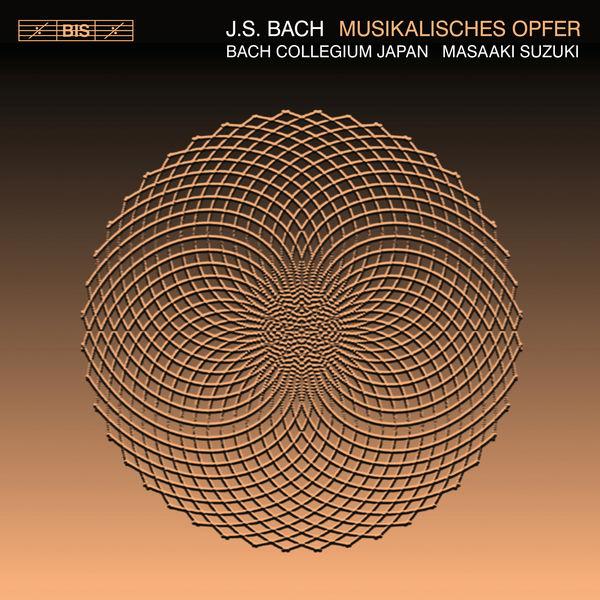 Masaaki Suzuki - J.S. Bach: Musikalisches Opfer
