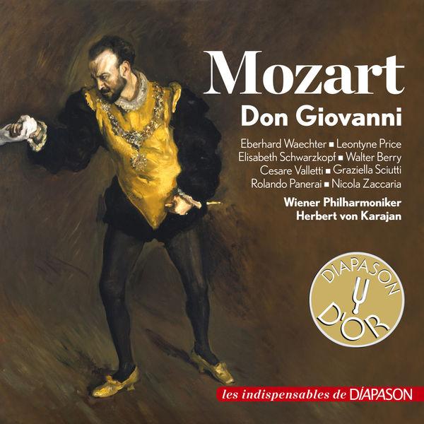 Herbert von Karajan - Mozart : Don Giovanni (Salzbourg, 1960)