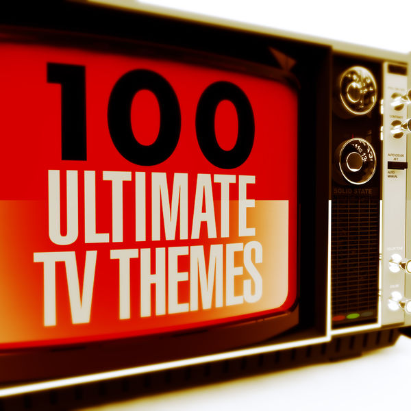 Various Artists - 100 Ultimate TV Themes