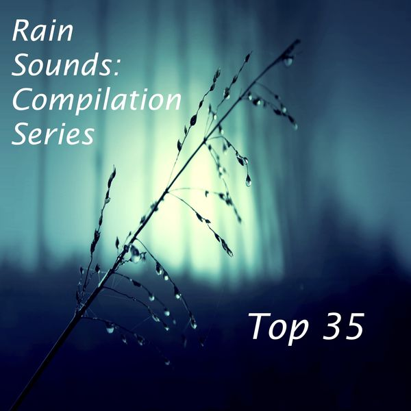 Nature Sounds Nature Music - 2017 Compilation: Top 35 Loopable Rain Sounds for Deep Sleep, Insomnia, Meditation and Relaxation