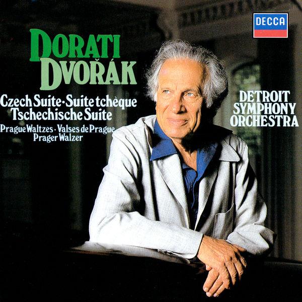 Antal Doráti - Dvorák: Czech Suite; Prague Waltzes; Polonaise; Polka; Nocturne