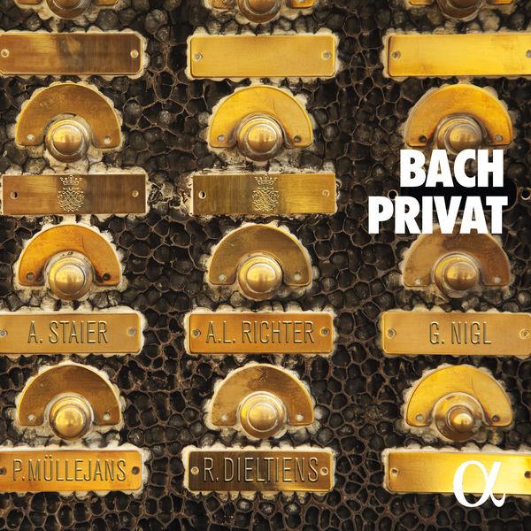 Georg Nigl - Bach Privat