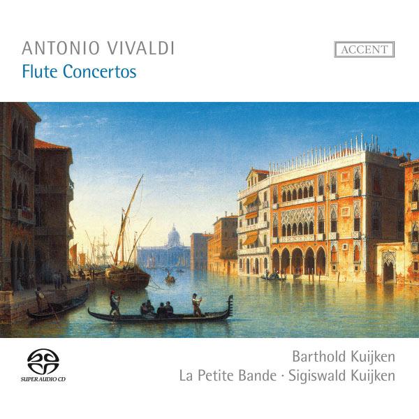 Barthold Kuijken - Concertos pour flûte
