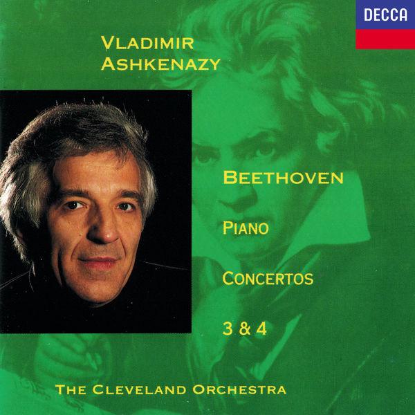 Vladimir Ashkenazy - Beethoven: Piano Concertos Nos. 3 & 4