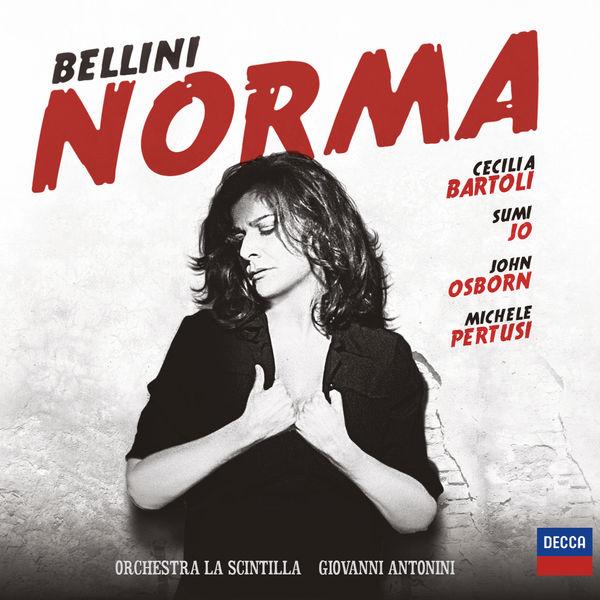 Cecilia Bartoli - Vincenzo Bellini : Norma