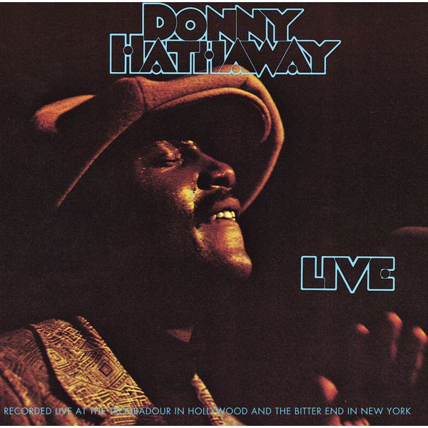 Donny Hathaway - Live (Édition Studio Masters)
