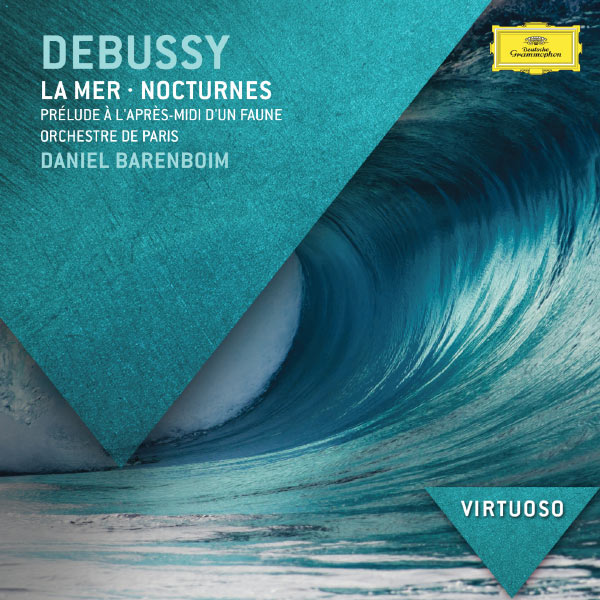 Orchestre de Paris - Debussy: La Mer; Nocturnes; Prélude à l'après-midi d'un faune