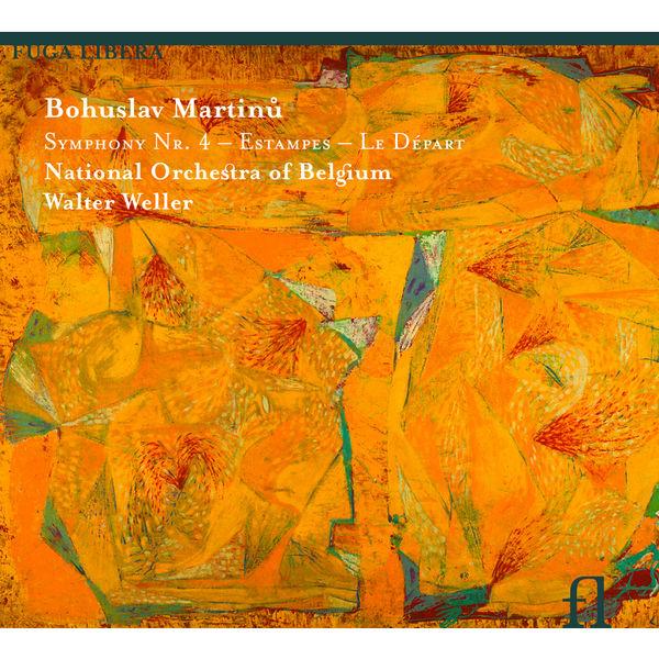 Walter Weller - Symphonie n° 4 H. 305, Estampes H. 369 & Le Départ H. 175A