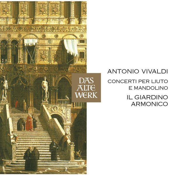Il Giardino Armonico - Vivaldi : Concertos for Lute and Mandolin (DAW 50)