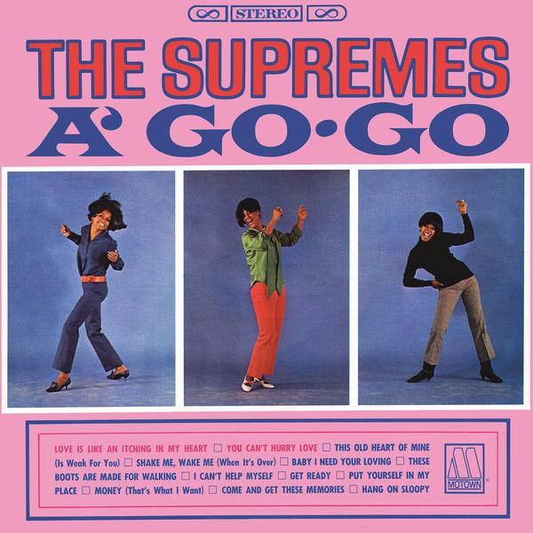 The Supremes|Supremes A' Go-Go