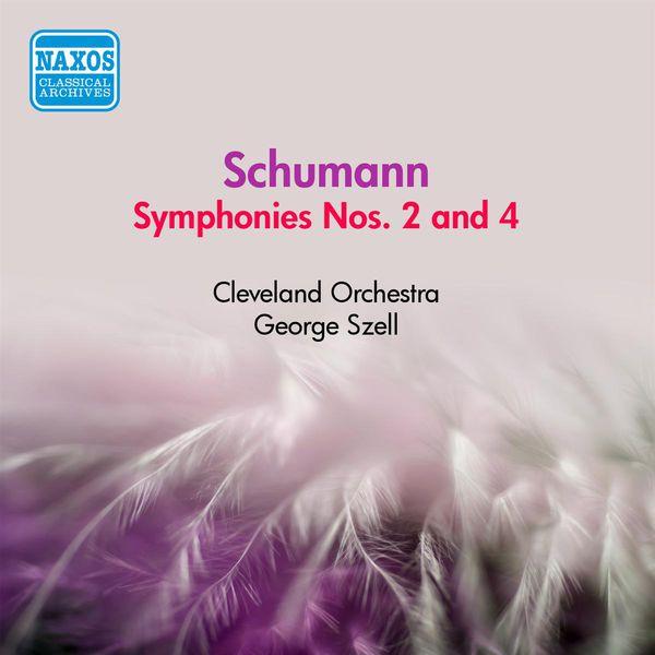 Cleveland Orchestra - Schumann, R.: Symphonies Nos. 2, 4 (Szell) (1947, 1952)