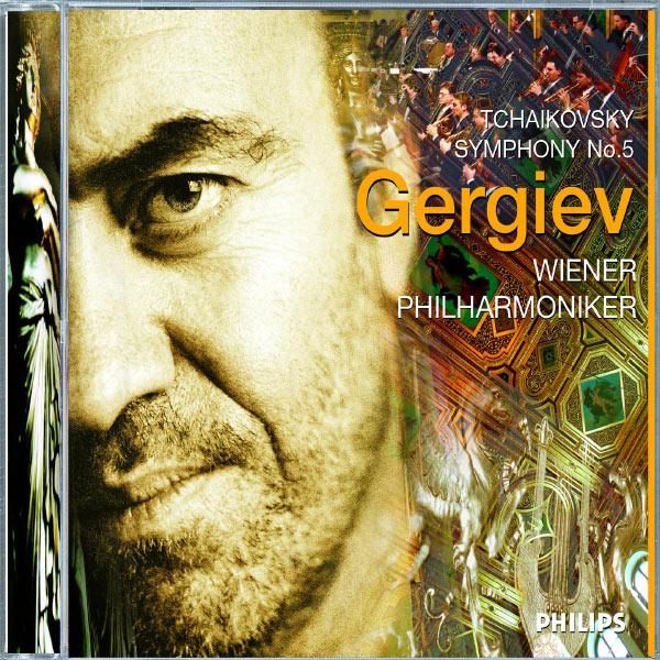 Wiener Philharmonic Orchestra - Tchaikovsky: Symphonie n° 5