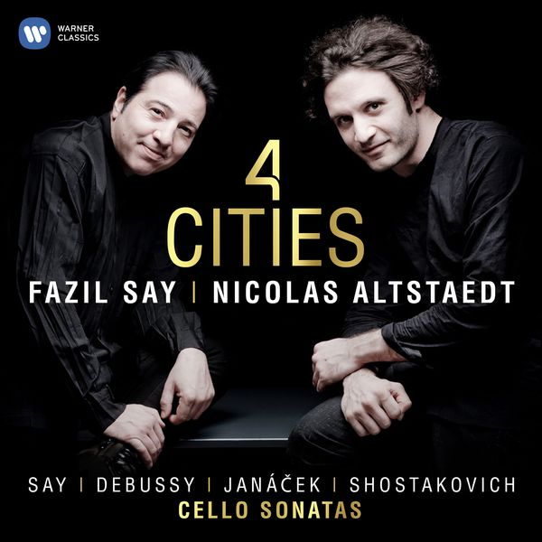 Fazil Say - 4 Cities