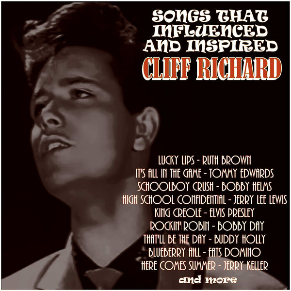 Album Songs That Influenced and Inspired Cliff Richard