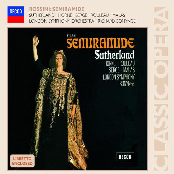 Dame Joan Sutherland - Rossini: Semiramide