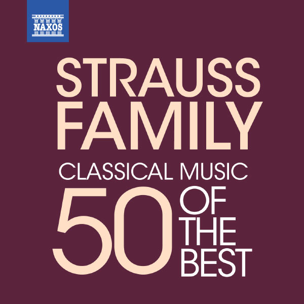 Slovak State Philharmonic Orchestra|Strauss Family - 50 of the Best