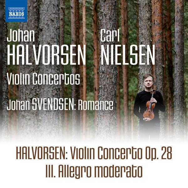 Henning Kraggerud - Halvorsen: Violin Concerto, Op. 28: III. Allegro moderato