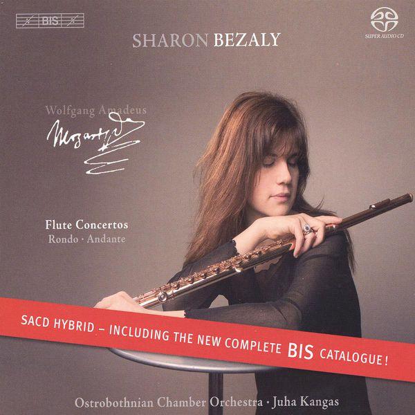 Sharon Bezaly|MOZART: Flute Concertos Nos. 1 and 2 / Andante in C major / Rondo in D major