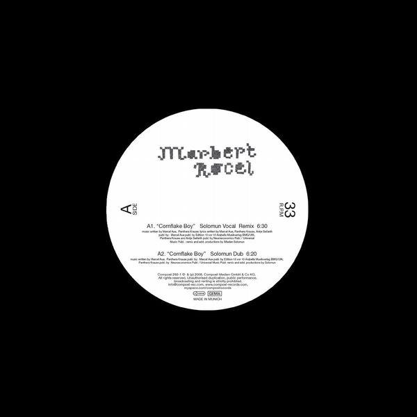Marbert Rocel|Cornflake Boy Remix EP