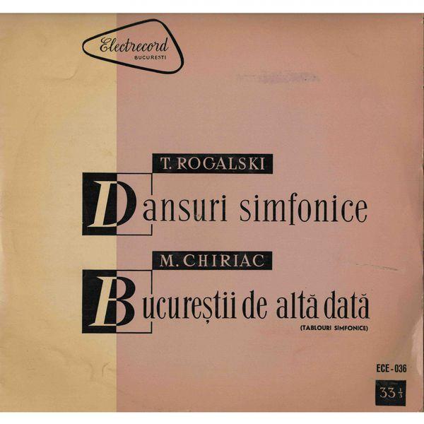Theodor Rogalski - Dansuri simfonice