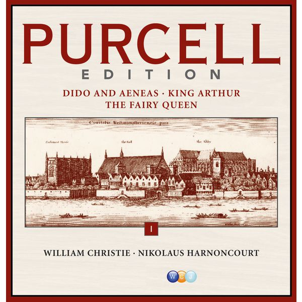 Les Arts Florissants - Purcell Edition Volume 1 : Dido & Aeneas, King Arthur & The Fairy Queen