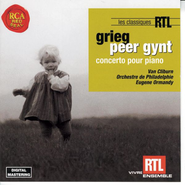 Eugene Ormandy - Grieg: Peer Gynt, Concerto Pour Piano