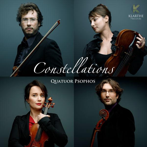 Quatuor Psophos - Constellations