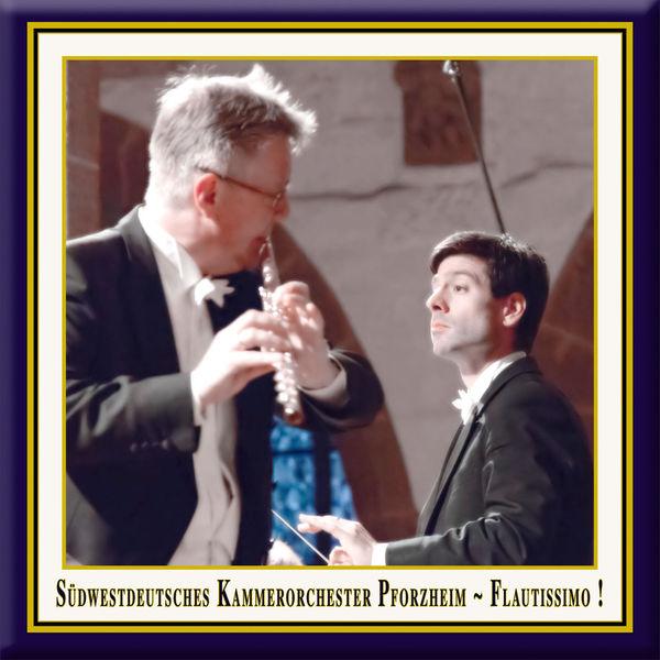 Südwestdeutsches Kammerorchester Pforzheim - Flautissimo (Live)