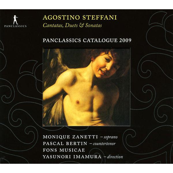 Monique Zanetti - Cantates, duos & sonates (CD Catalogue)