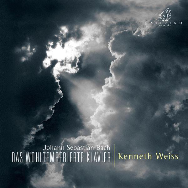Johann Sebastian Bach - Johann Sebastian Bach : The Well-Tempered Clavier (Le Clavier bien tempéré)