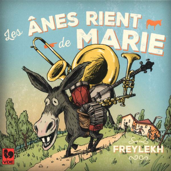 Les ânes rient de Marie|Freylekh