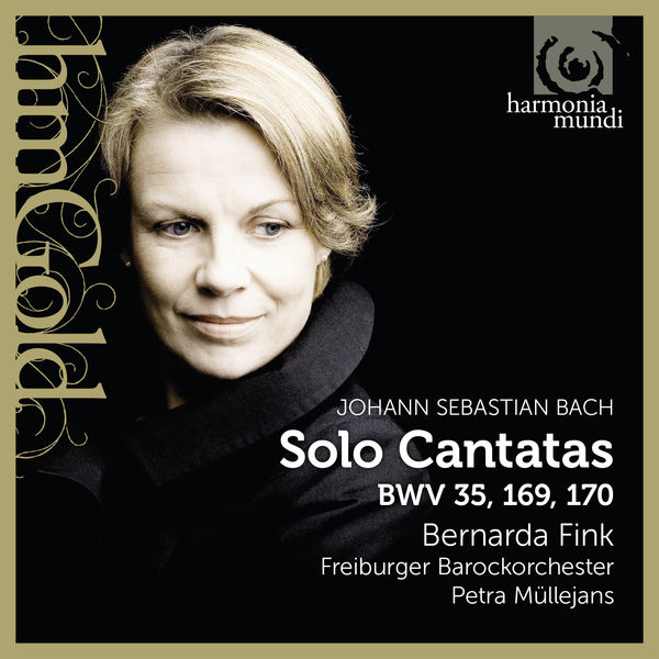 Bernarda Fink - Bach: Solo Cantatas, BWV 35, 169, 170