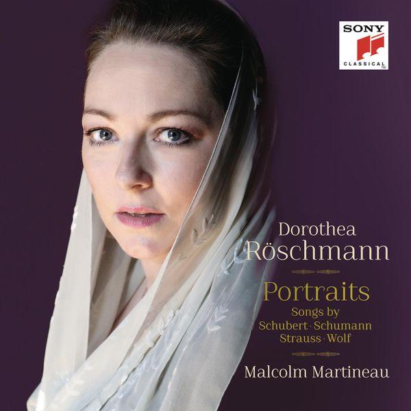 Dorothea Röschmann - Portraits