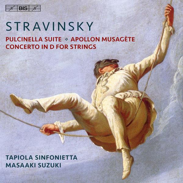 Masaaki Suzuki - Stravinsky: Pulcinella, Apollon Musagète, Concerto in D