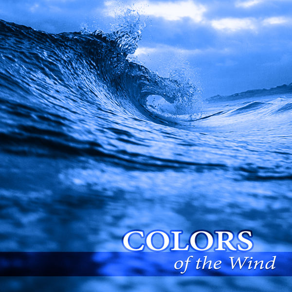 Album Colors of the Wind - Music for Reiki & Meditation