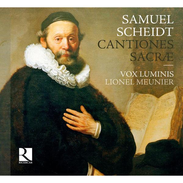 Lionel Meunier - Scheidt: Sacrae Cantiones