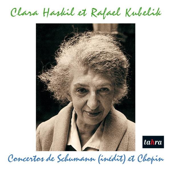 Clara Haskil - Clara Haskil et Rafael Kubelik