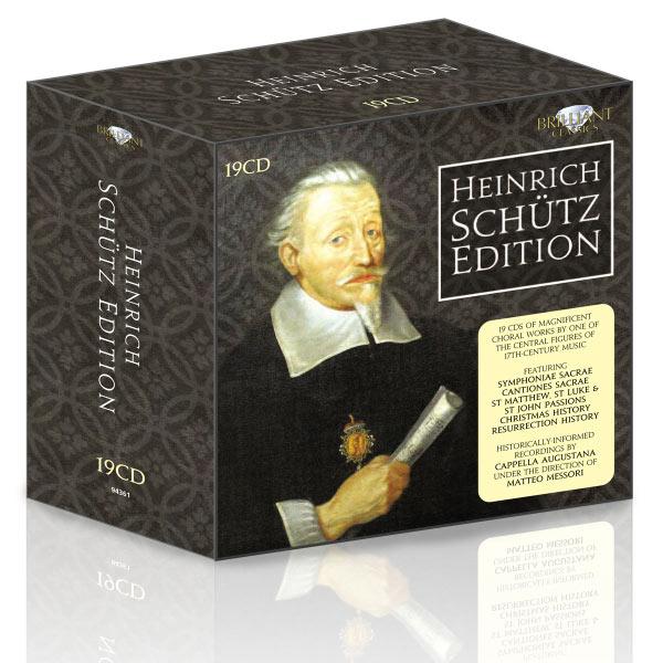 Matteo Messori - Heinrich Schütz Edition