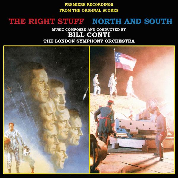 Bill Conti - The Right Stuff / North And South