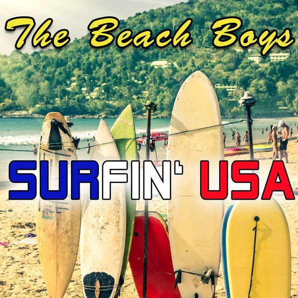 Album Surfin Usa The Beach Boys Qobuz Download And