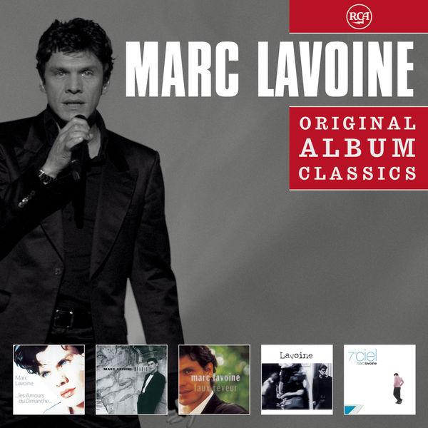Marc Lavoine - Coffret 5 Cd Original Classics